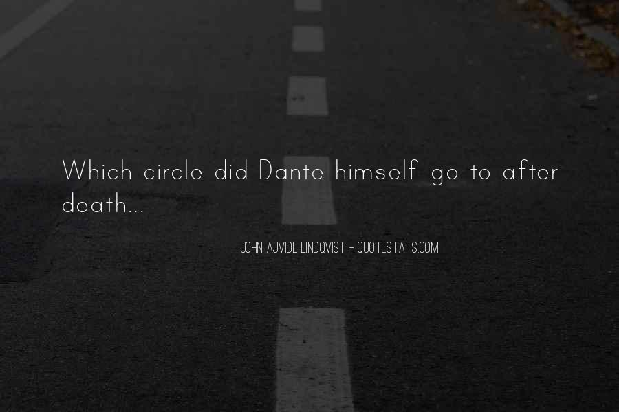 Quotes About Lindqvist #150025
