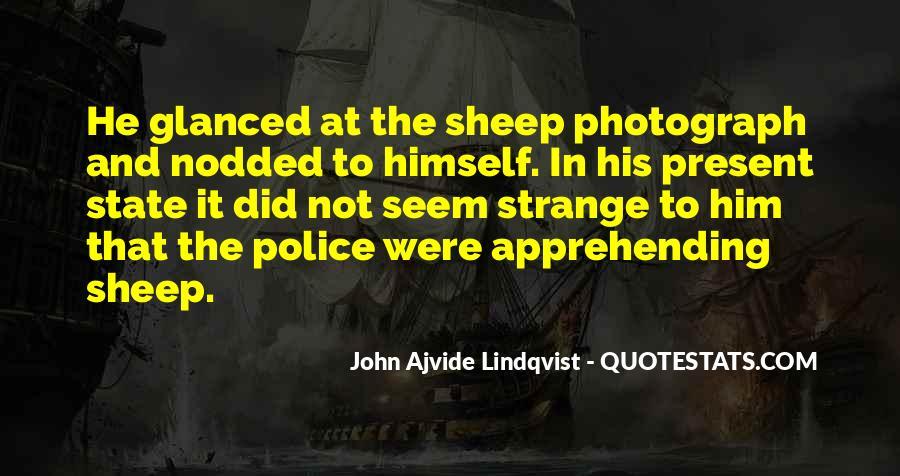 Quotes About Lindqvist #1622722
