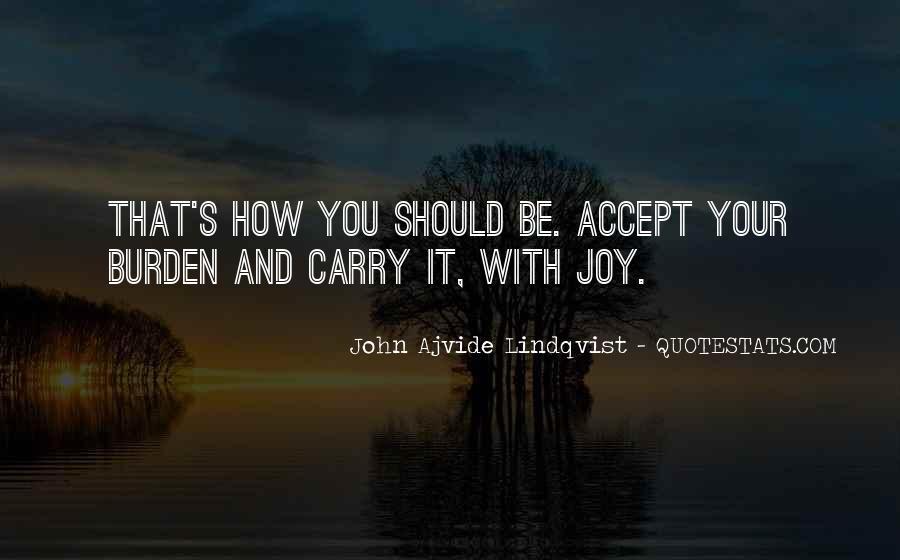 Quotes About Lindqvist #555675