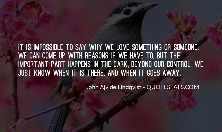 Quotes About Lindqvist #58345