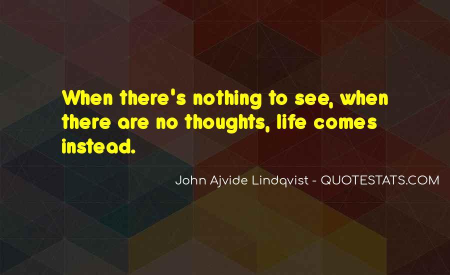 Quotes About Lindqvist #631412