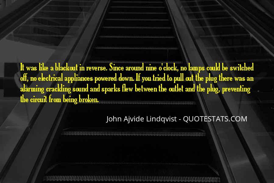 Quotes About Lindqvist #945704