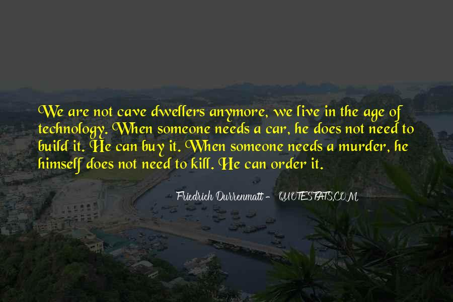 Cave Dwellers Quotes #108911