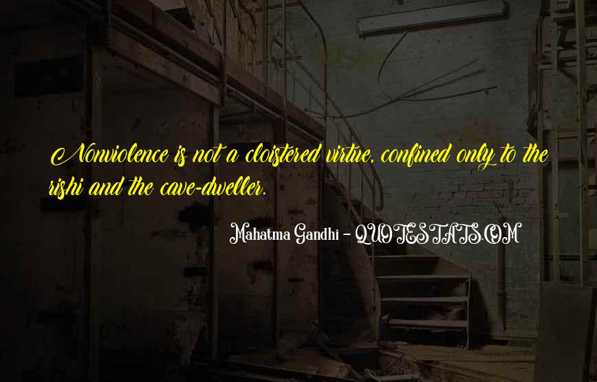 Cave Dwellers Quotes #957751