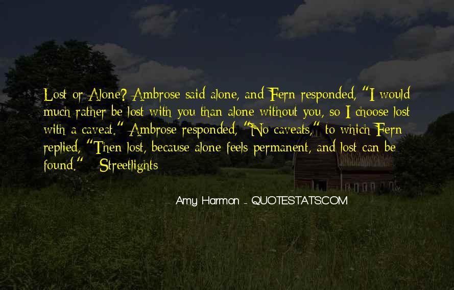 Caveat Quotes #1587777
