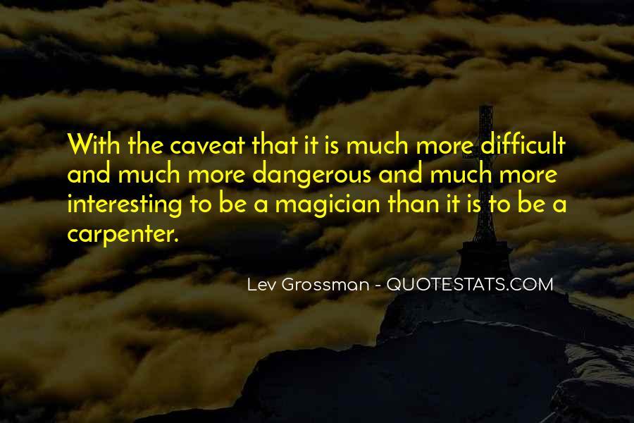 Caveat Quotes #225799