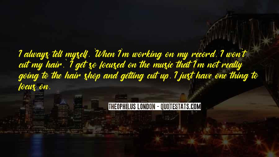 Celebrity Inspirational Tattoo Quotes #1112177