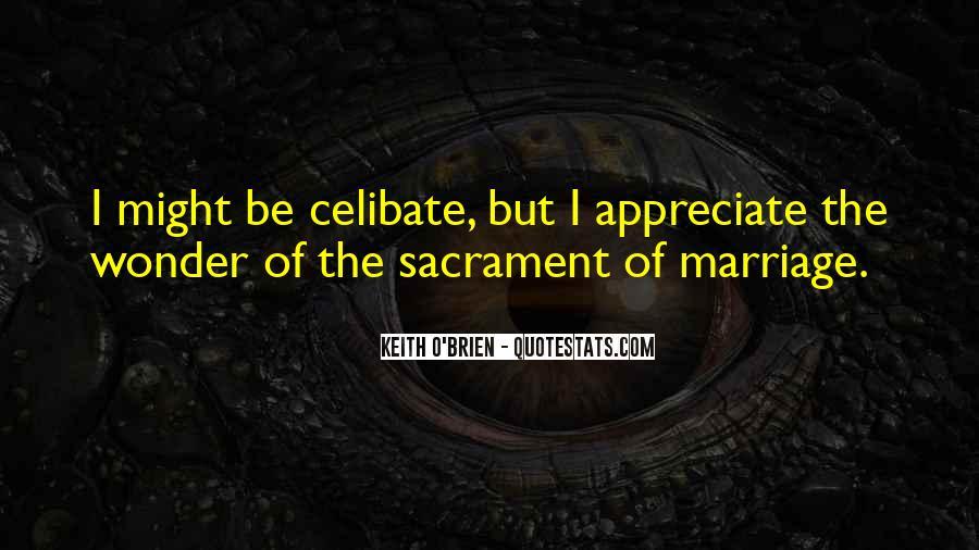 Celibate Quotes #1017980