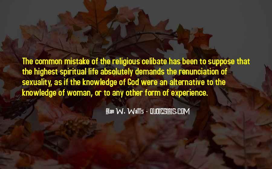 Celibate Quotes #1563562