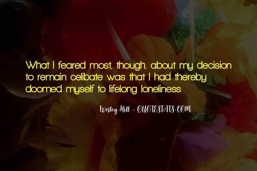 Celibate Quotes #21182