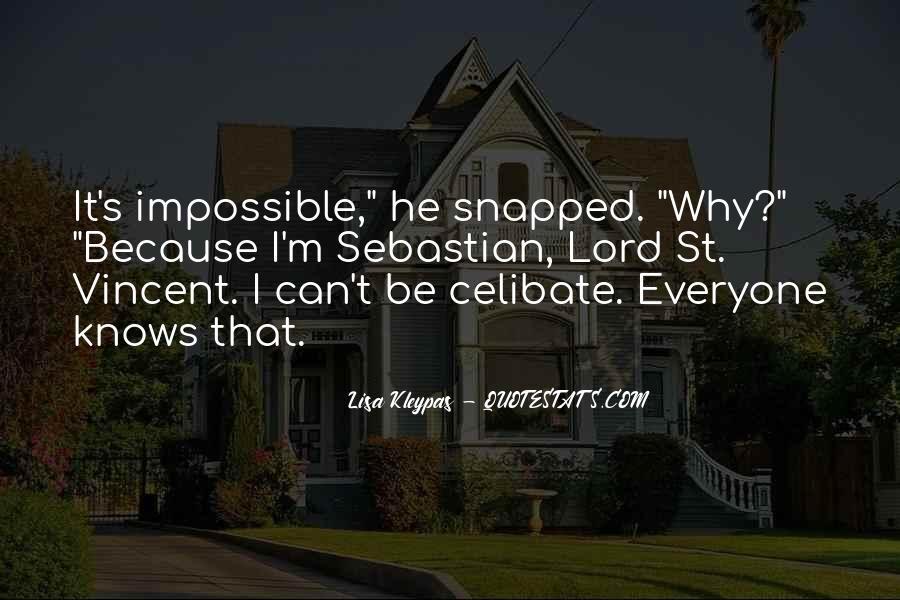 Celibate Quotes #295183