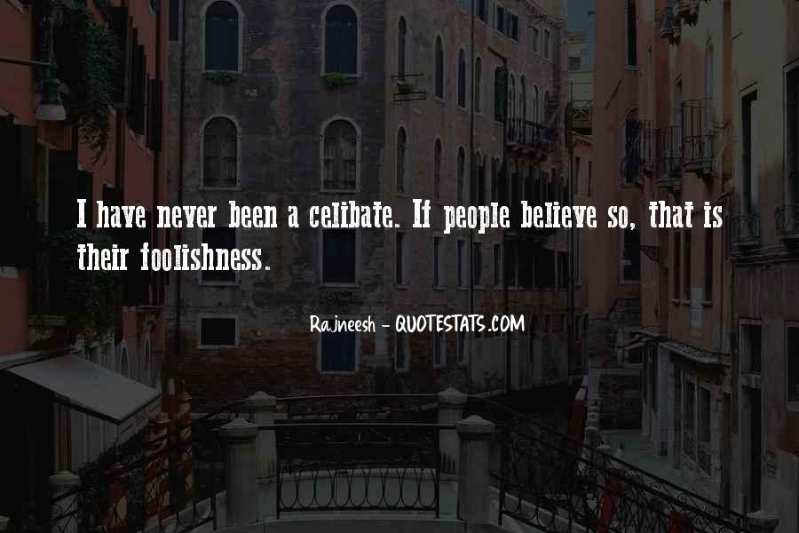 Celibate Quotes #854287