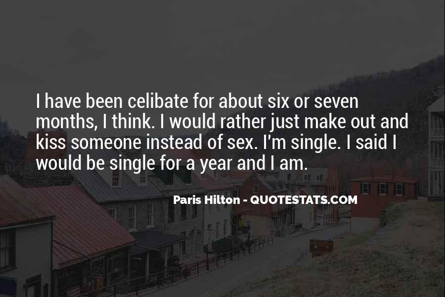 Celibate Quotes #97969
