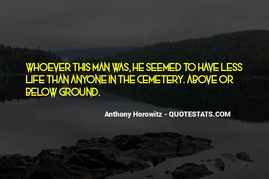 Cemetery Man Quotes #865602