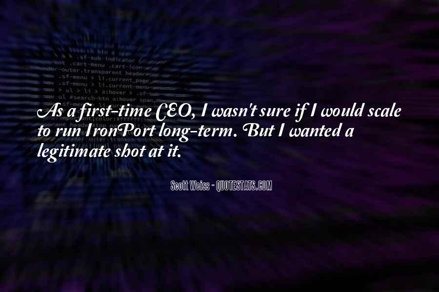 Ceo Quotes #281575