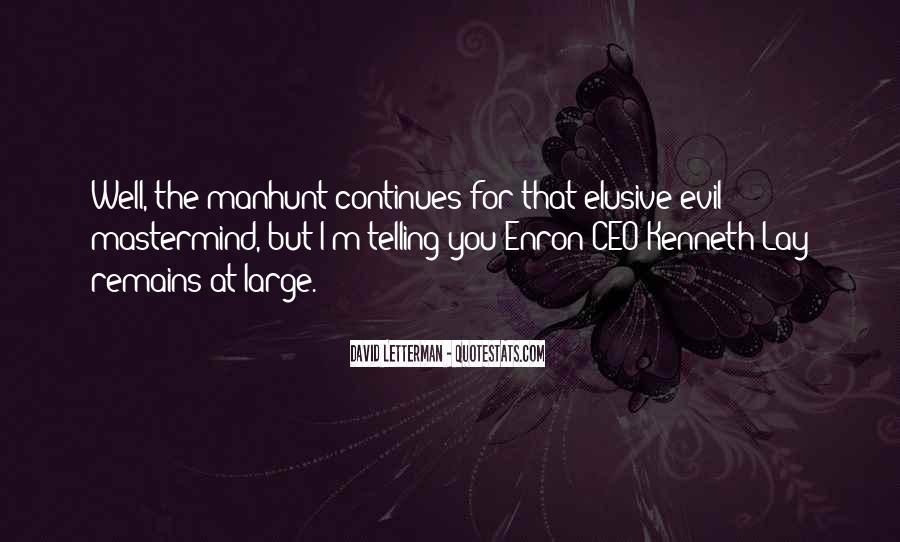 Ceo Quotes #316921