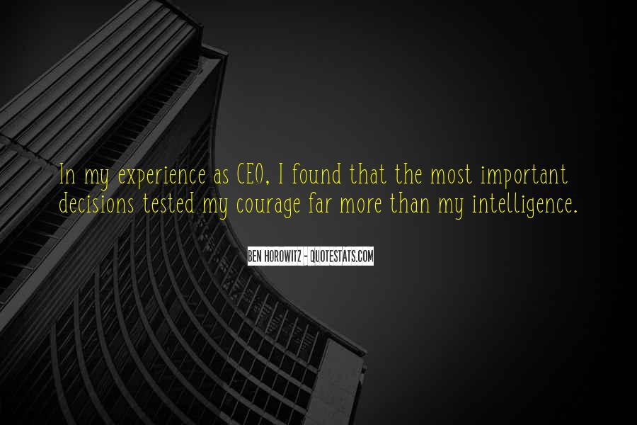 Ceo Quotes #53494