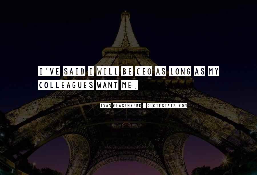 Ceo Quotes #85387