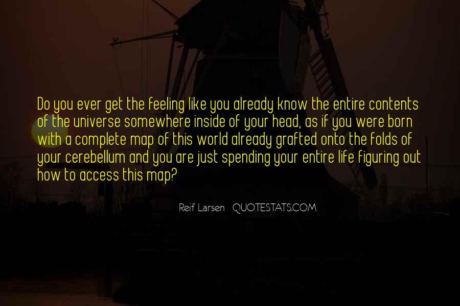 Cerebellum Quotes #1502869