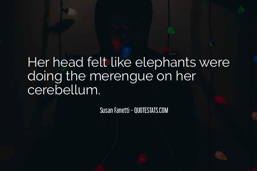Cerebellum Quotes #1629238