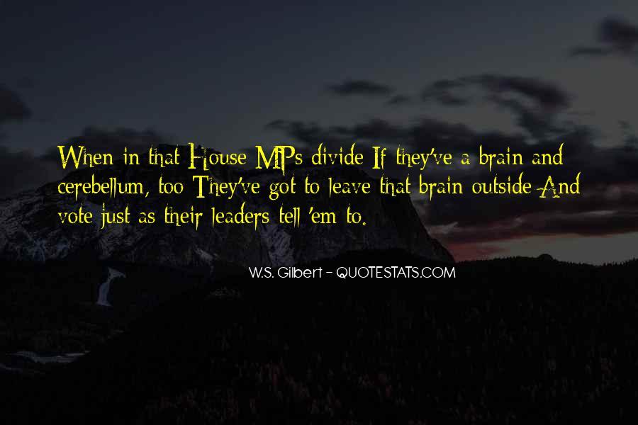 Cerebellum Quotes #1779857
