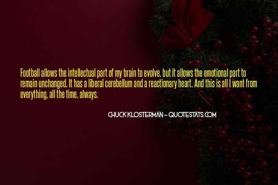 Cerebellum Quotes #603589