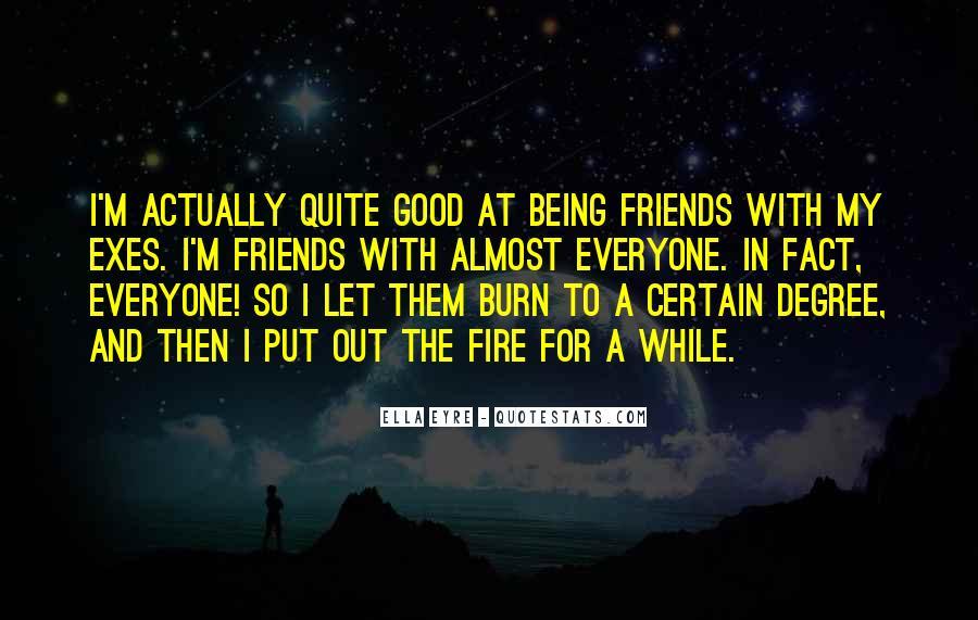 Certain Friends Quotes #1003010