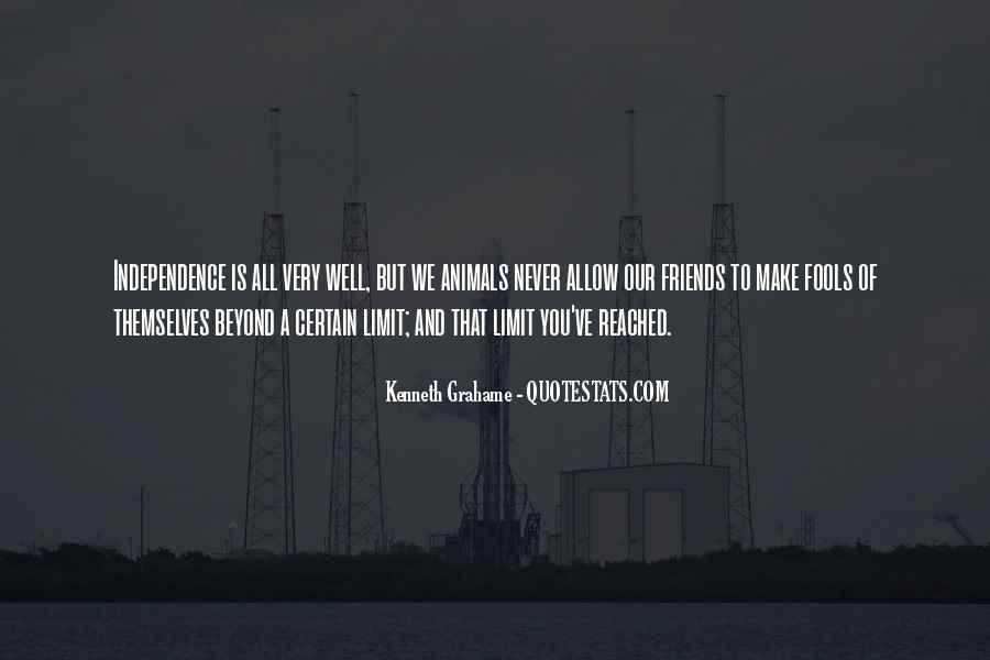Certain Friends Quotes #1056137