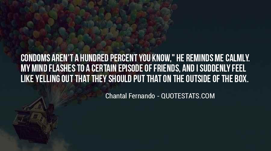 Certain Friends Quotes #1545747