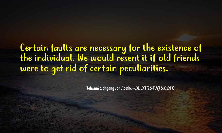 Certain Friends Quotes #157664