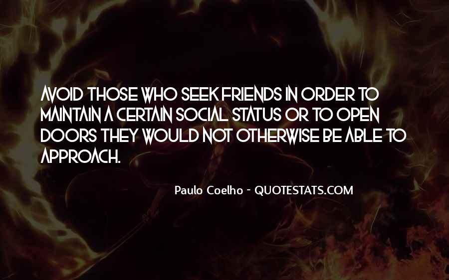 Certain Friends Quotes #1601537
