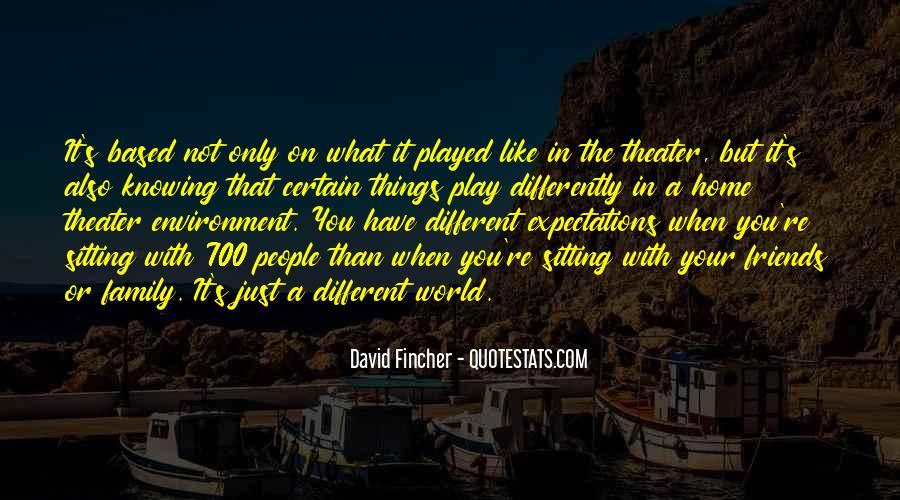 Certain Friends Quotes #242432