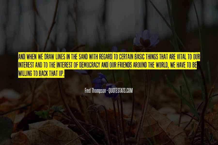 Certain Friends Quotes #418288
