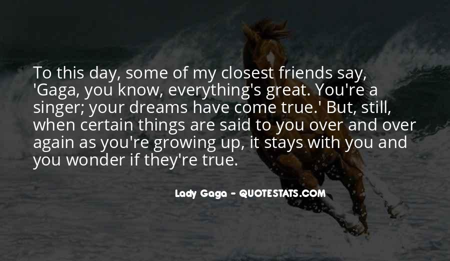 Certain Friends Quotes #660575