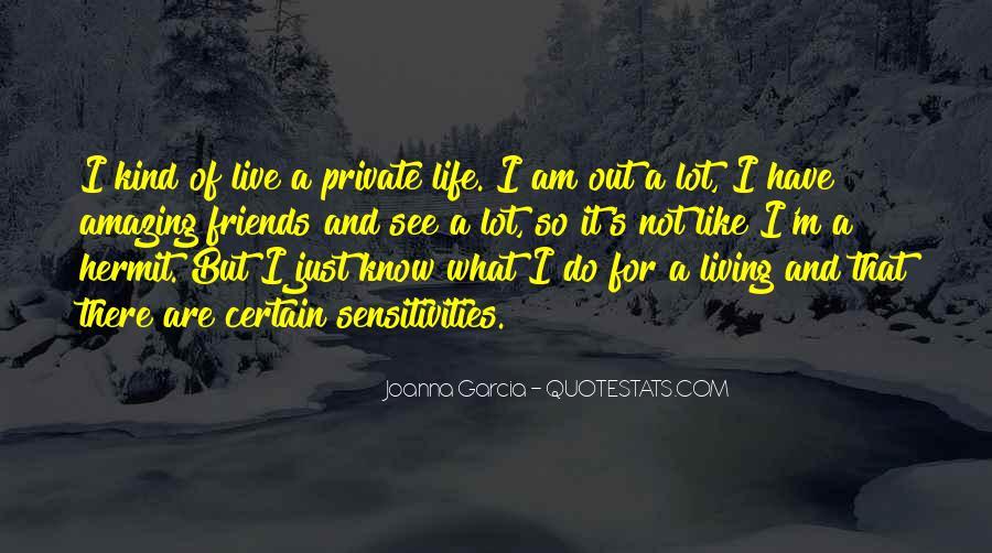 Certain Friends Quotes #668428