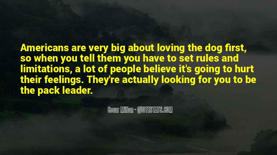 Cesar Millan Pack Leader Quotes #1861138