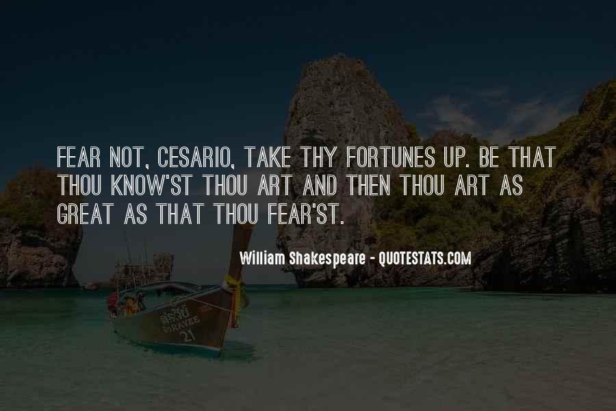 Cesario Quotes #943706