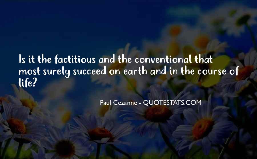 Cezanne Still Life Quotes #1186584