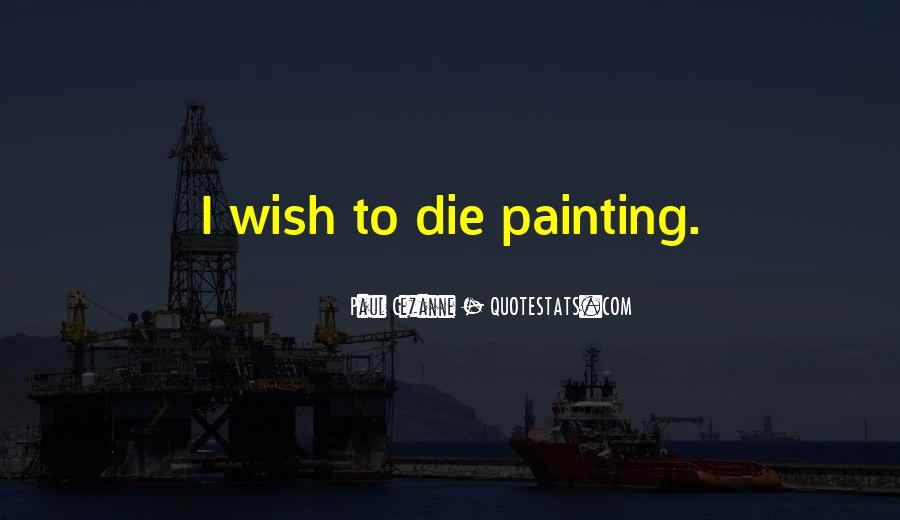 Cezanne Still Life Quotes #559315