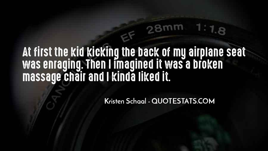 Chair Massage Quotes #1564463