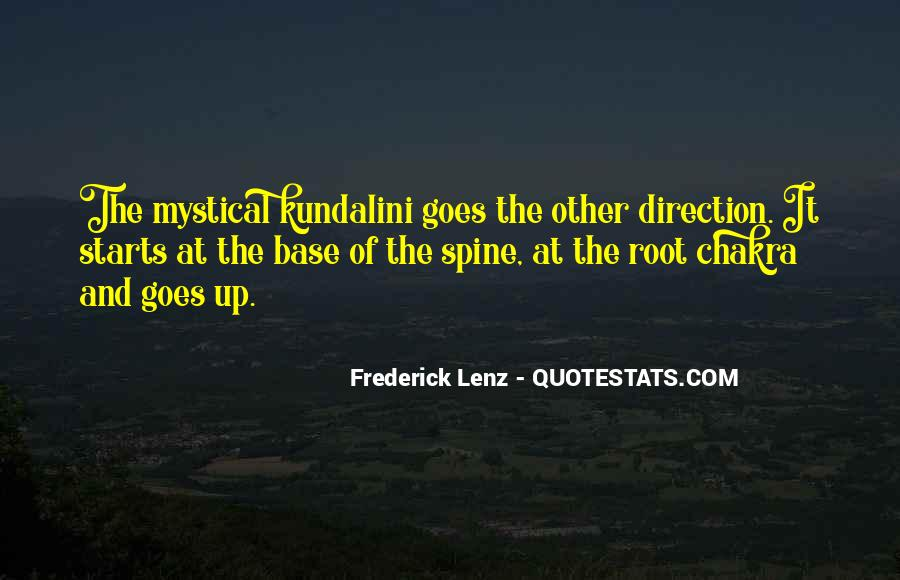 Chakra Quotes #1093870