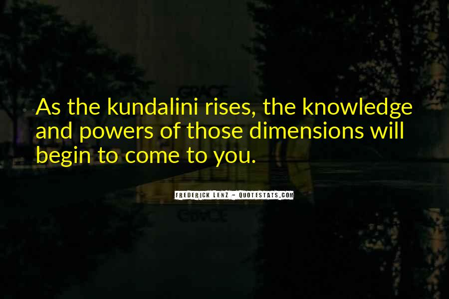 Chakra Quotes #1215310