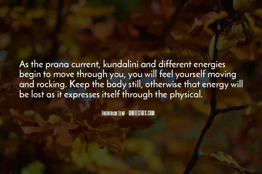 Chakra Quotes #124675