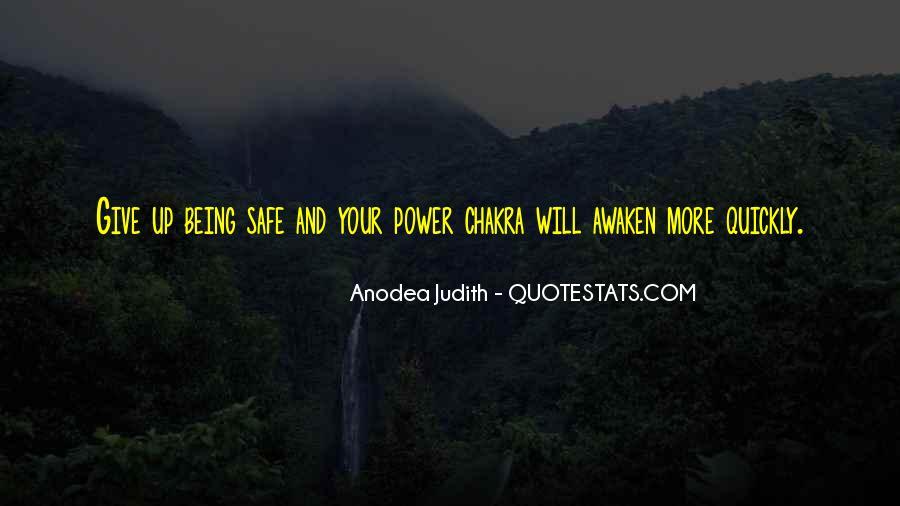Chakra Quotes #1267960