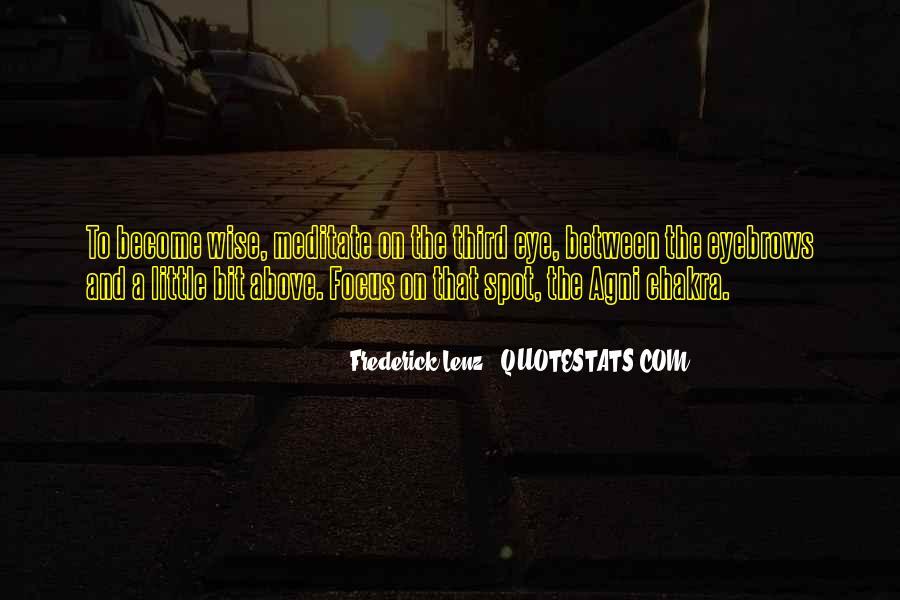 Chakra Quotes #130854