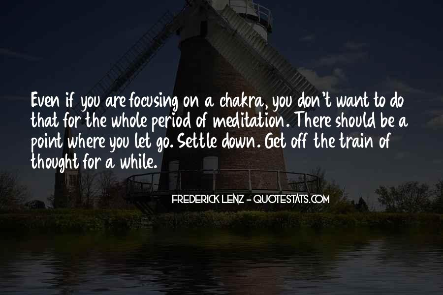 Chakra Quotes #1375551