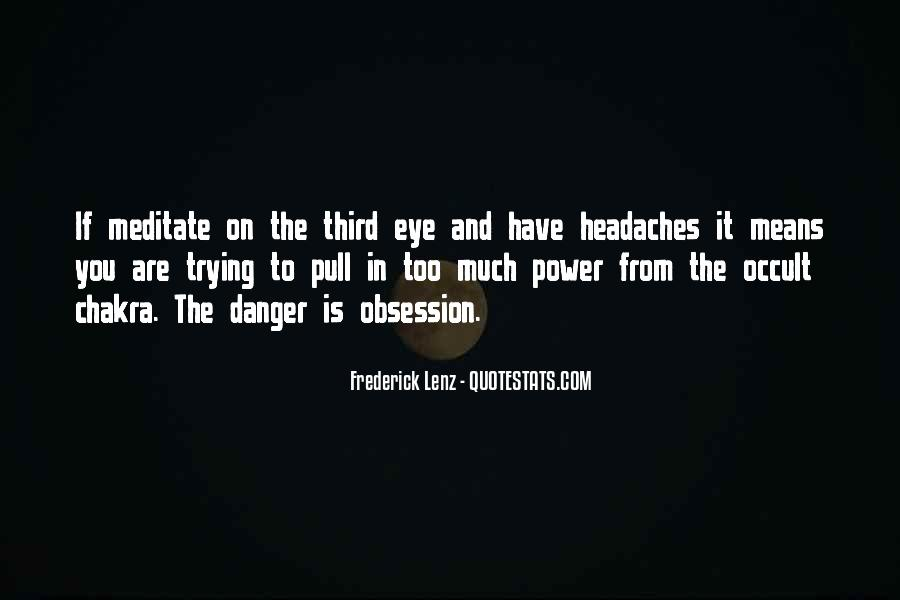 Chakra Quotes #1378945