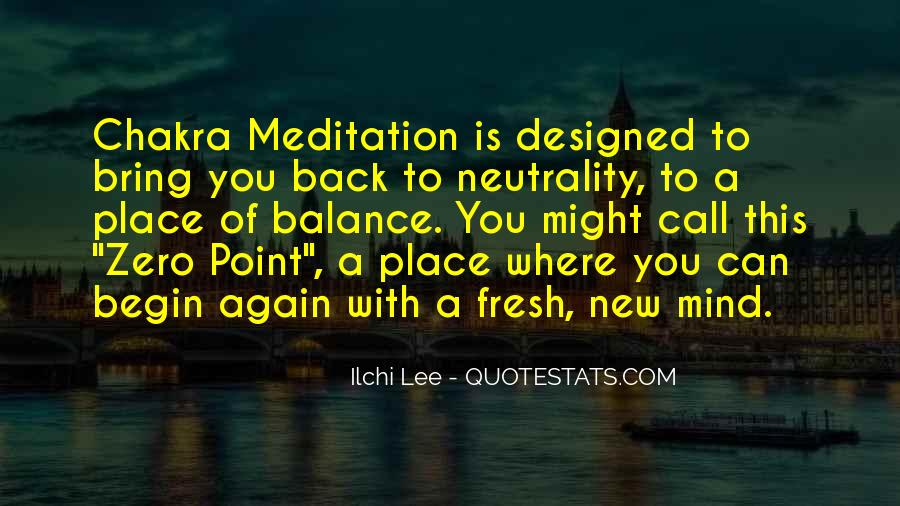 Chakra Quotes #1870514