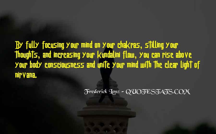 Chakra Quotes #280118