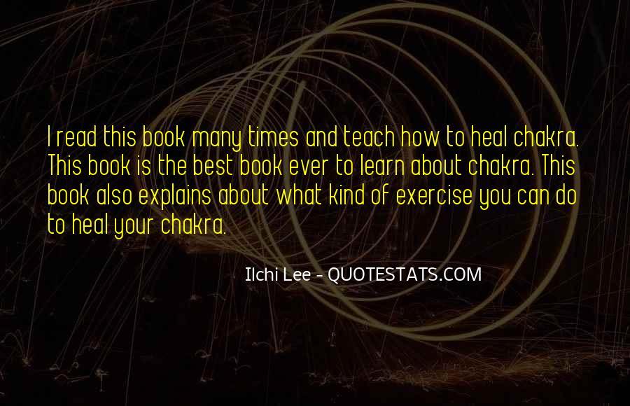 Chakra Quotes #315030